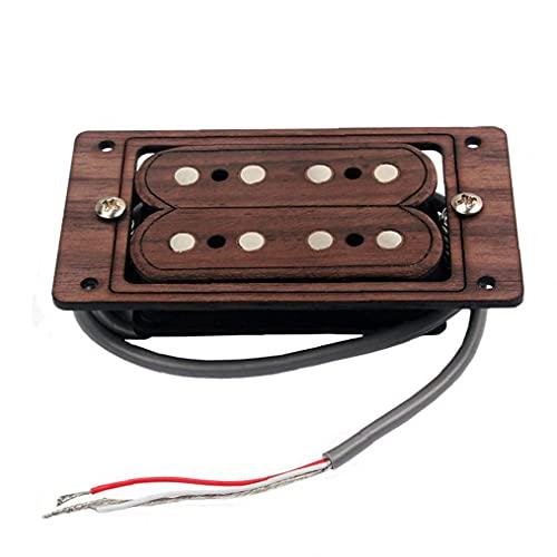 Liadance Recolección De La Guitarra Doble Bobina Humbucker Mástil Y Puente Humbucker...