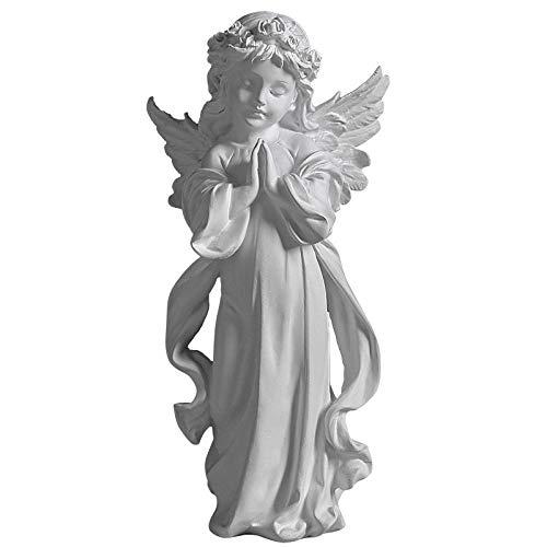 LOSAYM Soprammobili Sculture Ange Statue Décoration Résine Décoration Statue Sculpture Artiste...