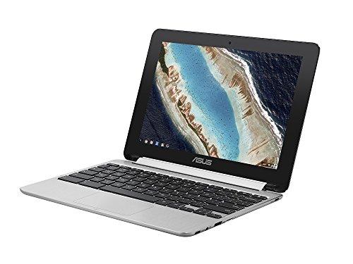 ASUS Chromebook Flip C101PA シルバー 10.1型ノートPC OP1 Hexa-core/4GB/eMMC16GB/C101PA-OP1