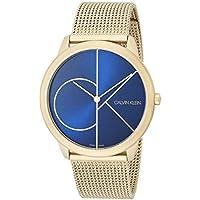 Calvin Klein Minimal Mesh Men's Bracelet Watch (K3M5155N)