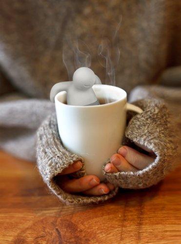 Fred MR. TEA Silicone Tea Infuser