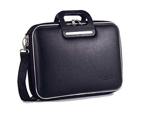 Bombata Overnight Bag Brera for 13 Inches - Black
