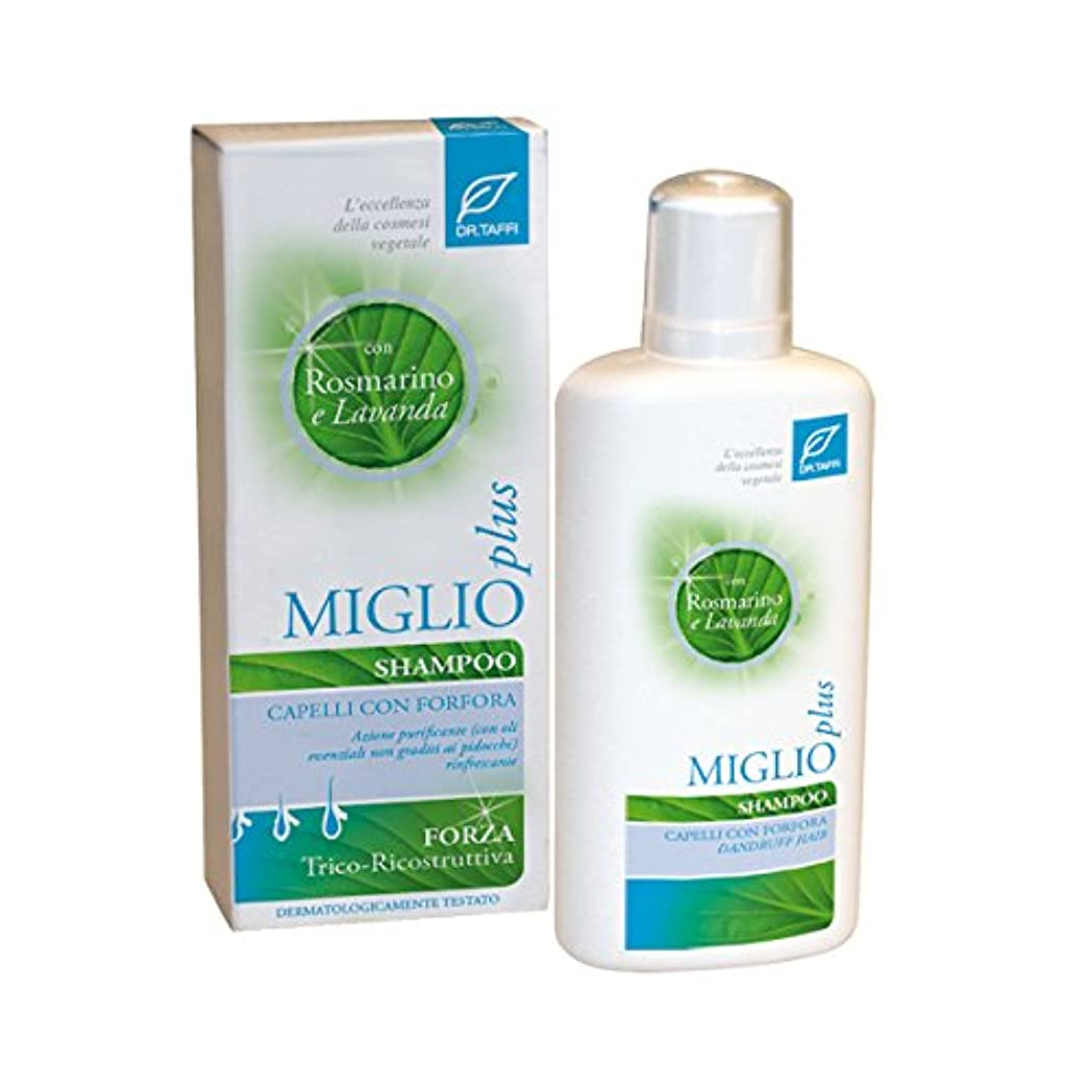 Miglioplus - Dr. Taffiローズマリーとラベンダーバイオシャンプー - 260 gr