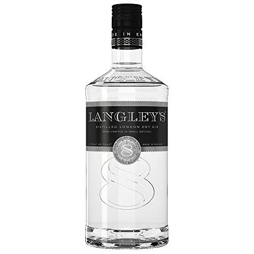 Langley's No. 8 Distilled London Gin - 700 ml