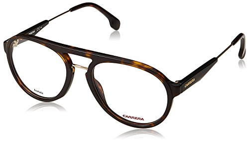 Carrera Full Rim Aviator Unisex Spectacle Frame - (CARRERA 137/V 2IK 5319|53)