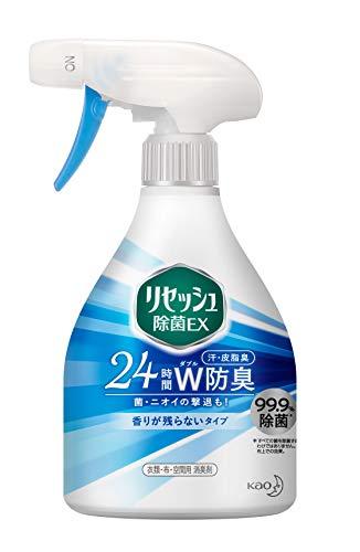 リセッシュ 消臭芳香剤 液体 除菌EX 香り残らない 本体 370ml