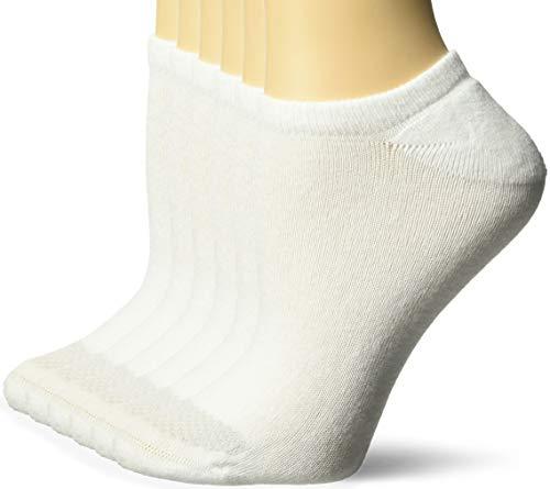 Hanes Cool Comfort Breathable Ventilation No Show Socks