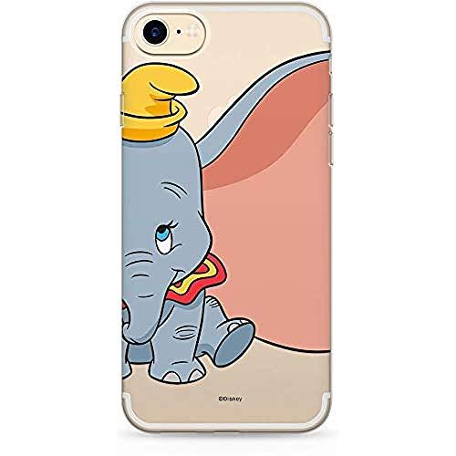 ERT GROUP Original Disney Dumbo 007 Mobile Phone Case for iPhone 7/8...