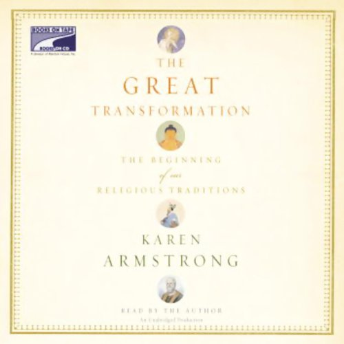 The Great Transformation cover art