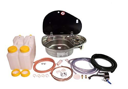 Dometic Smev 8821 - Kit de instalación para fregadero, cocina L/H