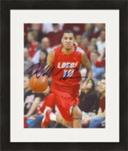New Mexico Lobos NCAA Framed 8x10 Photograph University of New Mexico Team Logo