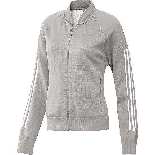 adidas Damen ID Knit Bomberjacke, Mehrfarbig, M