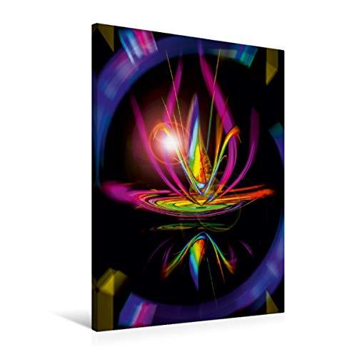 CALVENDO Fantasia floreciente, Arte Digital, 60x90 cm