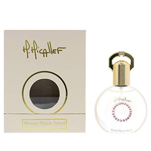 M. Micallef Royal Rose Aoud Eau De Parfum en vaporisateur 30 ml, 1er Pack (1 x 30 ml)