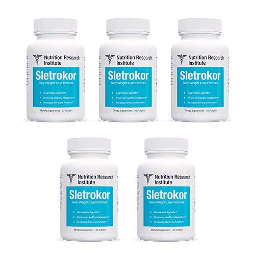 Top 10 best selling list for sletrokor diet pills