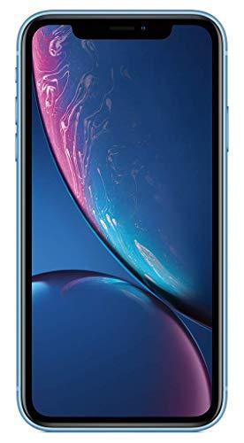 Apple iPhone XR (256GB) - Blau (inklusive EarPods, power adapter)