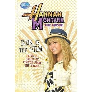 Disney Hannah Montana Film Film Buch (Hannah Montana the Film)