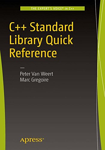 C++ Standard Library Quick Reference