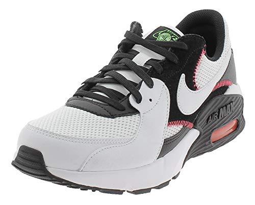 Nike Air MAX EXCEE, Zapatillas para Correr de Carretera para Hombre, Color Blanco y Negro, 47 EU