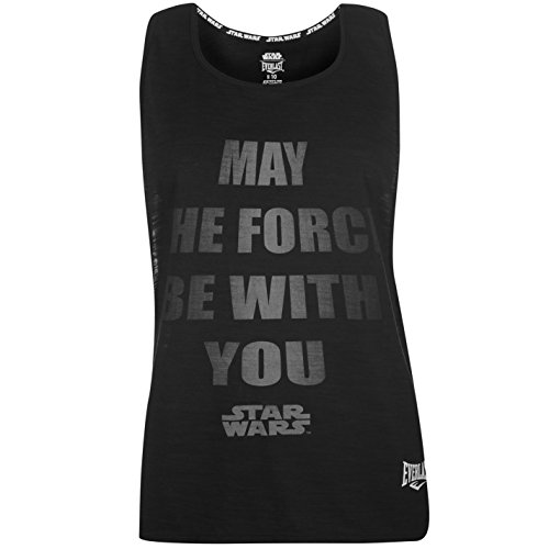 Everlast Damen Star Wars Tank Top Leicht Sport Training Atmungsaktiv Oberteil Star Wars 10 (S)