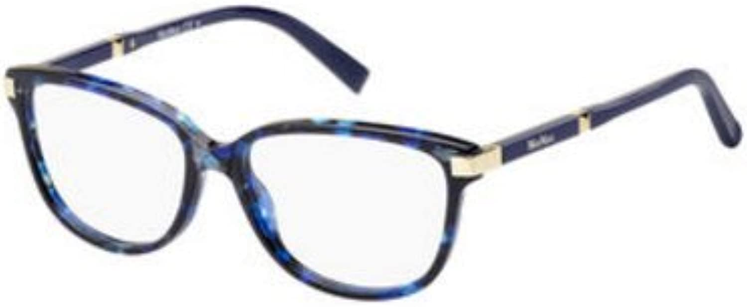 Max Mara MM 1253 blueE HAVANA women Eyewear Frames