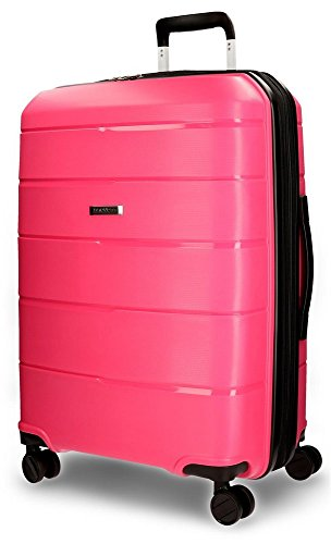 Wind Suitcase, 65 cm, 62 liters, Pink (Rosa)