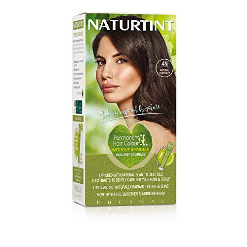 Naturtint Hair Color Permanent, 4N Natural Chestnut, 5.28 Ounce
