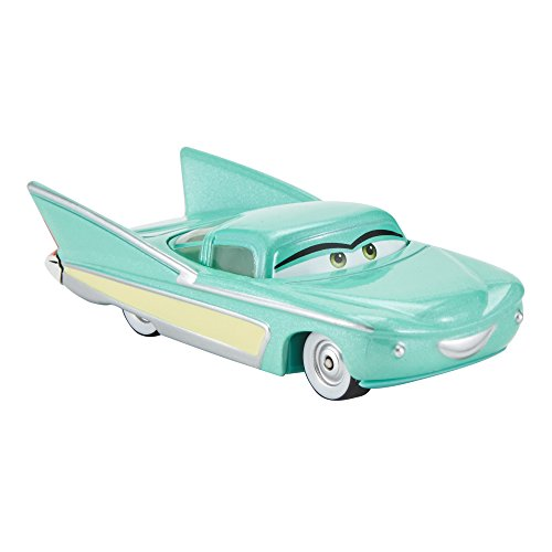 Mattel Disney Cars FJH94 Disney Cars 3 Die-Cast Flo Fahrzeug