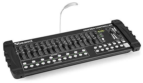 BeamZ DMX384 DMX Controller met 384 Kanalen
