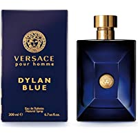 Dylan Blue For Men By Gianni Versace Eau De Toilette 3.4oz
