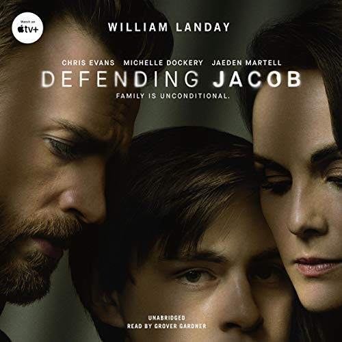 Defending Jacob  By  cover art
