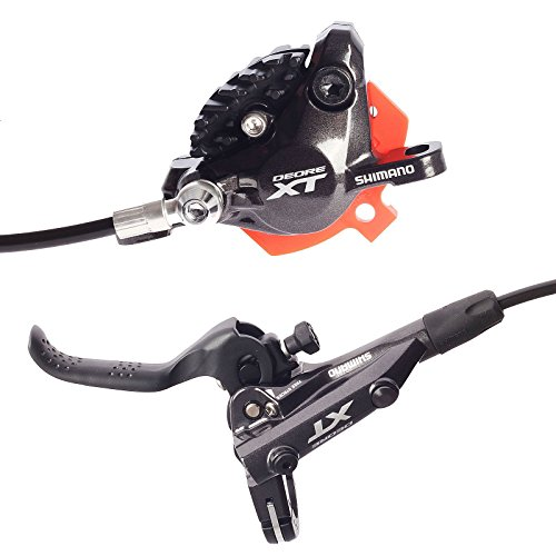 SHIMANO Freno a Disco XT M8000 Kit PM RR LH BK