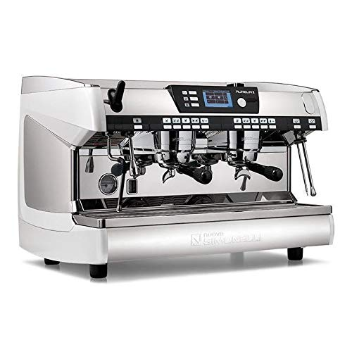 Best Deals! Nuova Simonelli AURELIA II T3 Volumetric 2 Group Espresso Coffee Machine