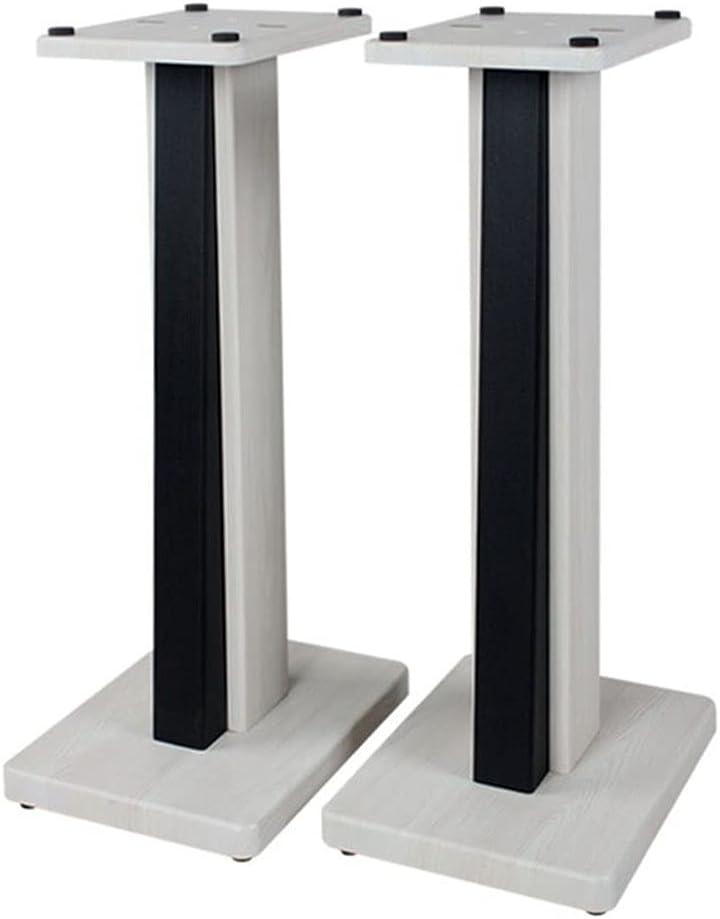 Speaker Stand Floor Brand Cheap Sale Venue Wooden Shelf Surround Max 87% OFF Solid Bookcase