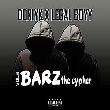 Barz - The Cypher, Vol. 2
