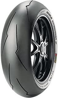 200/55ZR-17 (78W) Pirelli Diablo Supercorsa SP V2 Rear Motorcycle Tire for Aprilia RSV4 1000 RF LE 2016