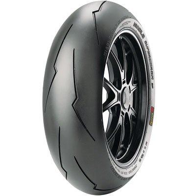 180/55ZR-17 (73W) Pirelli Diablo Supercorsa SP V2 Rear Motorcycle Tire for Ducati 939 Hypermotard 2016-2018 -  PIRLI15067