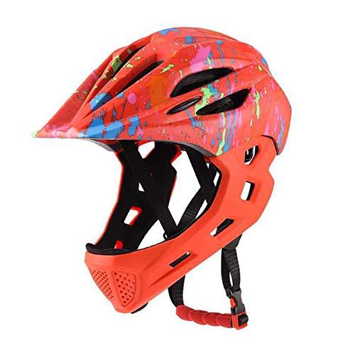 FECHO Casco de Bicicletas para niños para niños y niñas - Cascos...