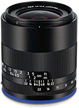 Loxia 21mm F2.8 (for Sony E/Full-Size Correspondence)