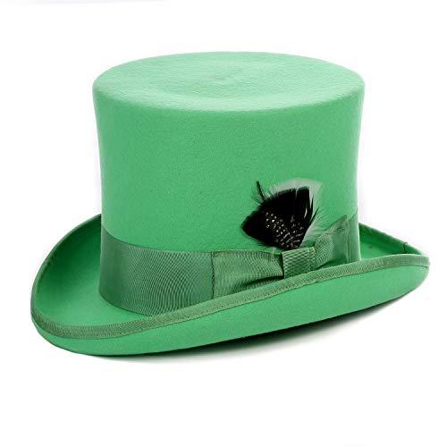 Ferrecci M Green Top Hat