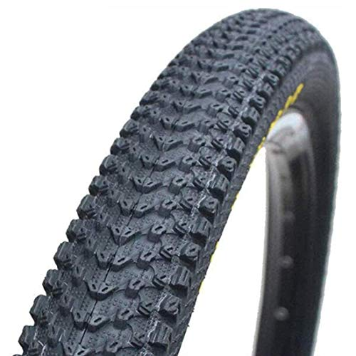JOEPET Mountain Bike Tyres, 26 Inch X 1.95/2.1 Folding MTB Tyre, 60TPI Anti Puncture Bicycle Out Tyres, Non-Slip Road Bikes Fast Rolling Tires,26x1.95 stab Resistant Folding