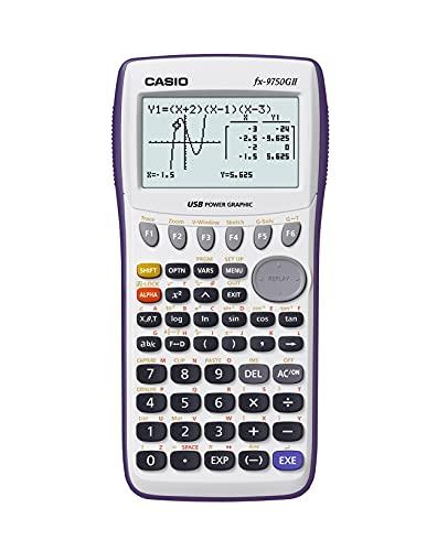 Casio FX-9750GII Calcolatrice