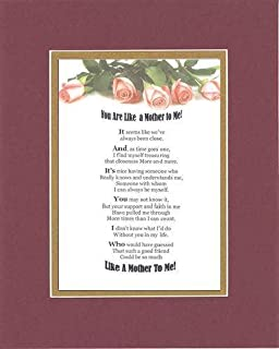 Best just like a mom to me poem Reviews
