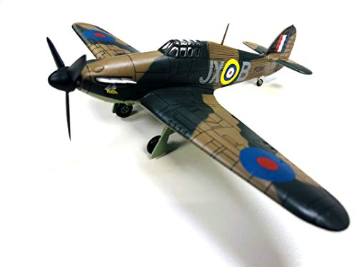 IXO British Hawker Hurricane MK.I United Kingdom 1/72 diecast Plane Model Aircraft