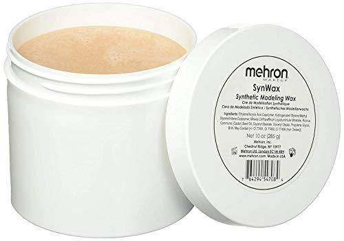 Mehron Makeup SynWax Synthetic Modeling Wax (10 oz)