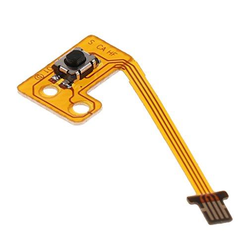 perfk Ersatzteil L/ZL/ZR Taste Band Flex Kabel für Nintendo Controller Joy-Con - zr