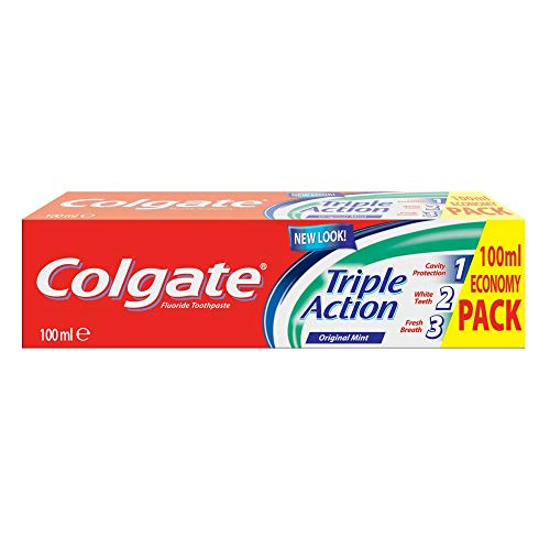 Colgate - Triple action 100ml Unisex