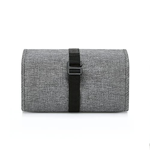 Reisenthel Trousse à Maquillage WB7052 Twist Silver Taille Unique