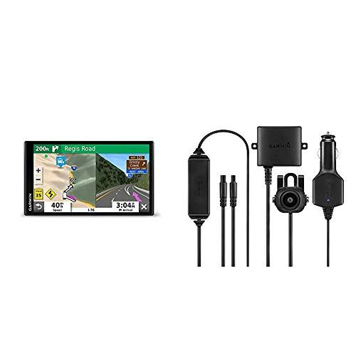 Garmin RV 780 GPS Navigator with Traffic Bundle with Garmin BC 30 Wireless Backup Camera