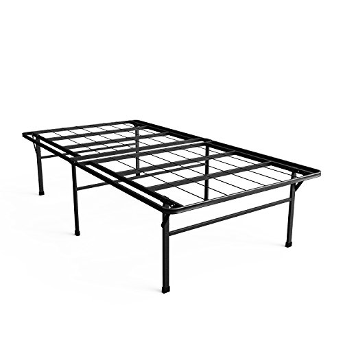 Zinus Casey 18 Inch Premium SmartBase Mattress Foundation , Platform Bed...